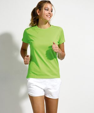 Comprar Camiseta Sporty Mujer Barata