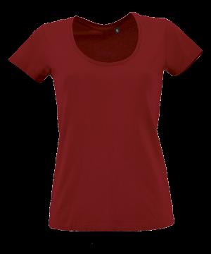 Comprar Camiseta Metropolitan Rojo Barata
