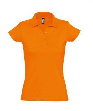 Comprar Polo Prescott Naranja Barato