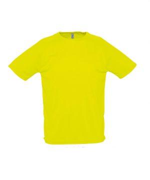 Comprar Camiseta Sporty Limón Barata