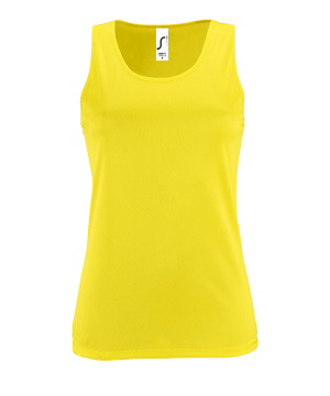 Comprar Camiseta Sporty TT Amarilla Barata